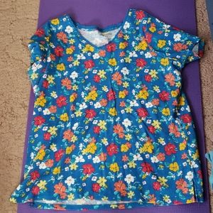 Thermal VNeck Shirt